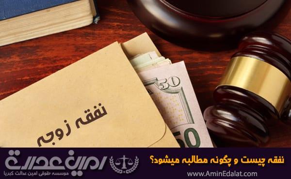 وکیل نفقه | نفقه چیست و چگونه مطالبه میشود؟