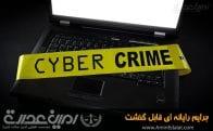 جرایم رایانه ای قابل گذشت