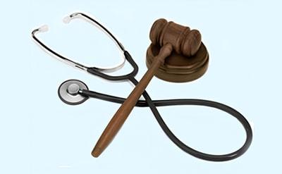 جرایم و دعاوی پزشکی